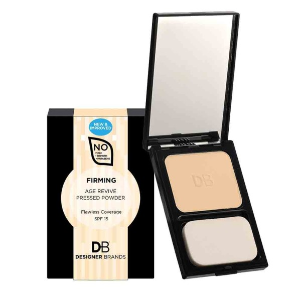 Designer Brands Firming Age Revive Pressed Powder True Beige