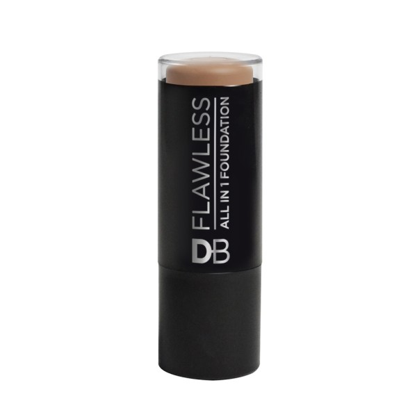 Designer Brands Flawless All in One Foundation Stick Warm Honey