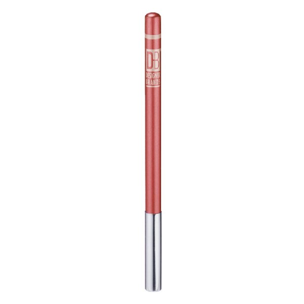 Designer Brands Lip Liner Pencil Orange Red