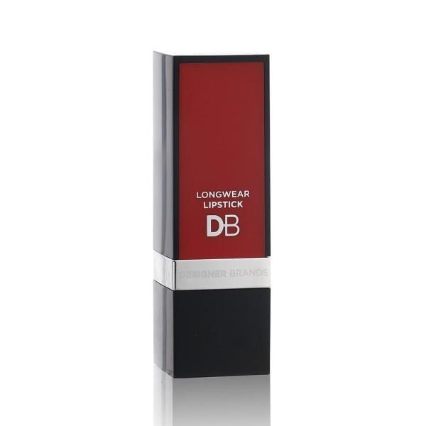 Designer Brands Longwear Lipstick Scarlet Red