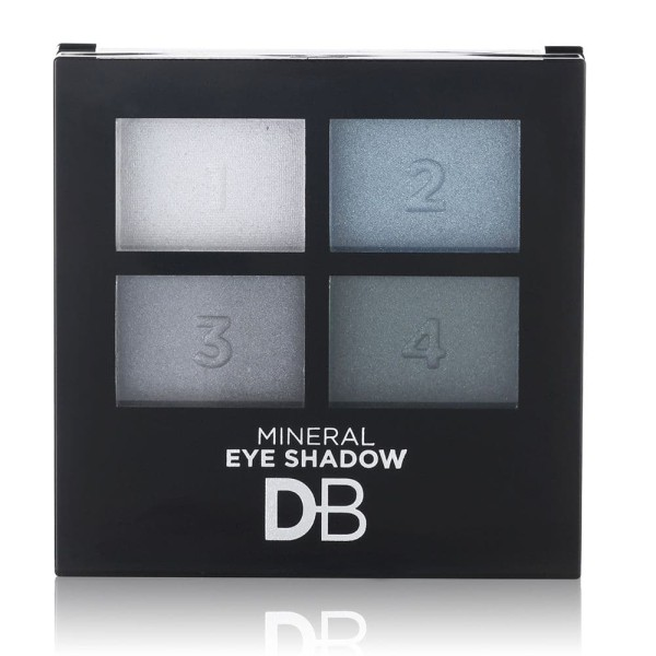 Designer Brands Mineral Eye Shadow Blue Illusion
