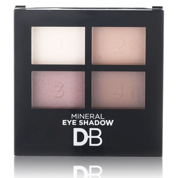 Designer Brands Mineral Eye Shadow Brown Mirage