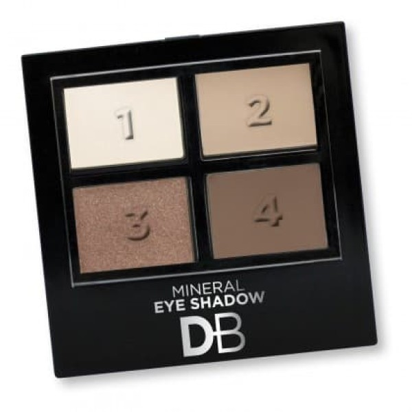 Designer Brands Mineral Eye Shadow Cocoa Brown