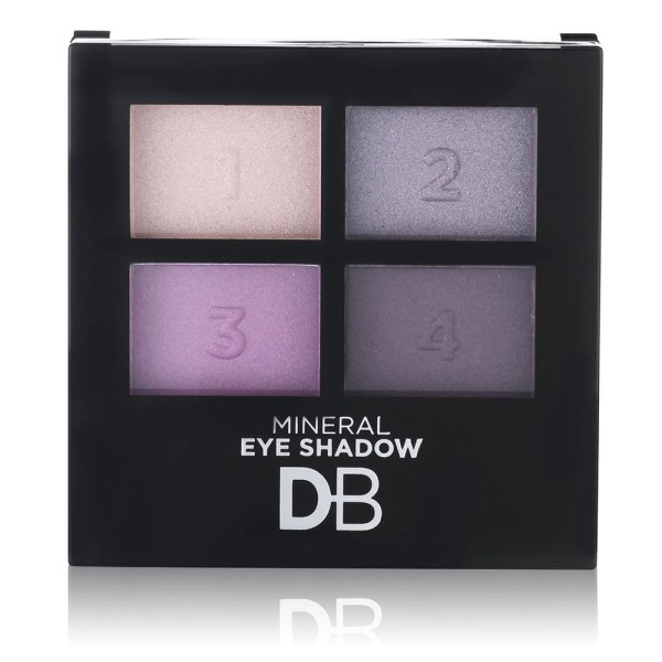 Designer Brands Mineral Eye Shadow Purple Lust