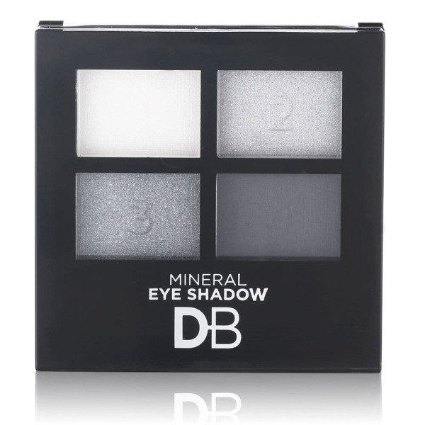 Designer Brands Mineral Eye Shadow Smokey Charcoal