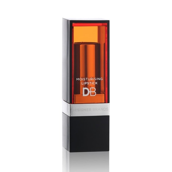 Designer Brands Moisturising Lipstick Tangerine