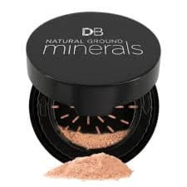 Designer Brands Natural Ground Minerals Foundation Dark