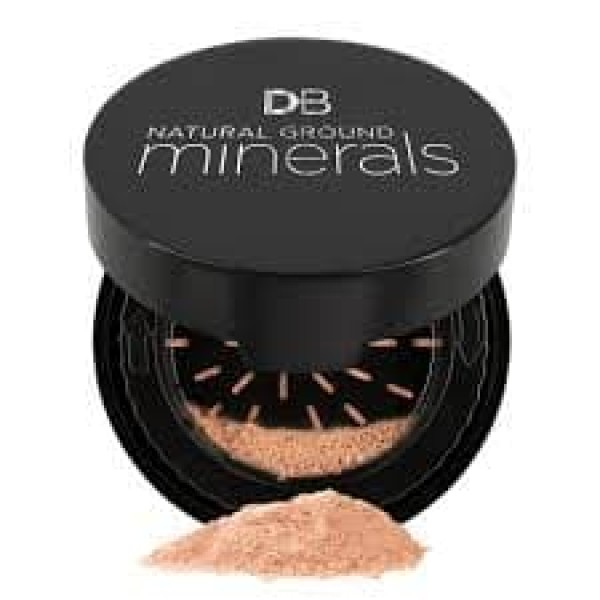 Designer Brands Natural Ground Minerals Foundation Medium