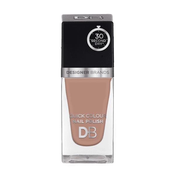 Designer Brands Quick Colour Nail Polish 15.5ml Creme De La Creme