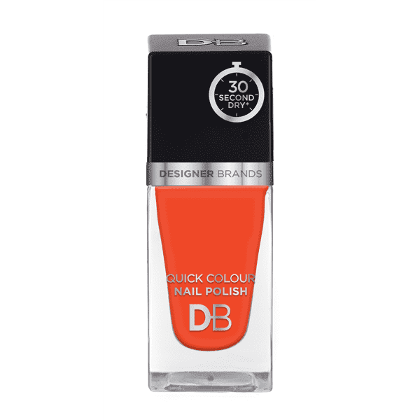 Designer Brands Quick Colour Nail Polish 15.5ml Tutti Frutti