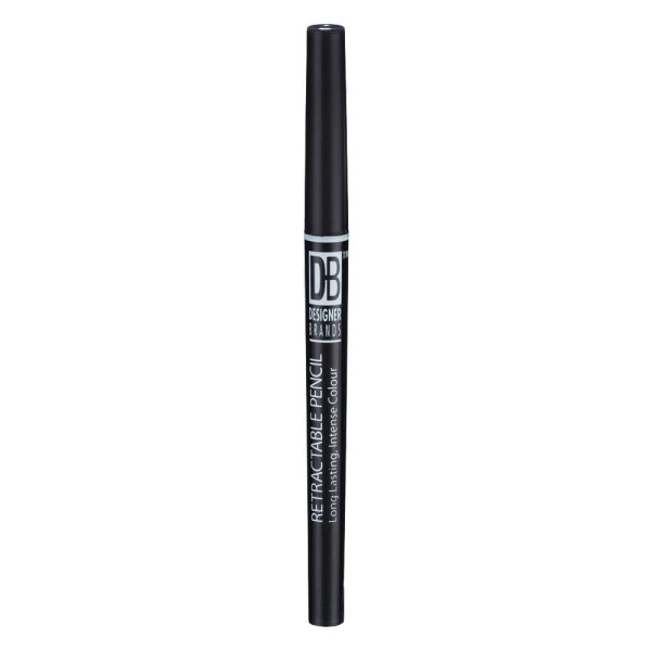 Designer Brands Retractable Pencil Black