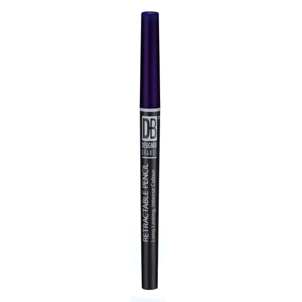 Designer Brands Retractable Pencil Blue