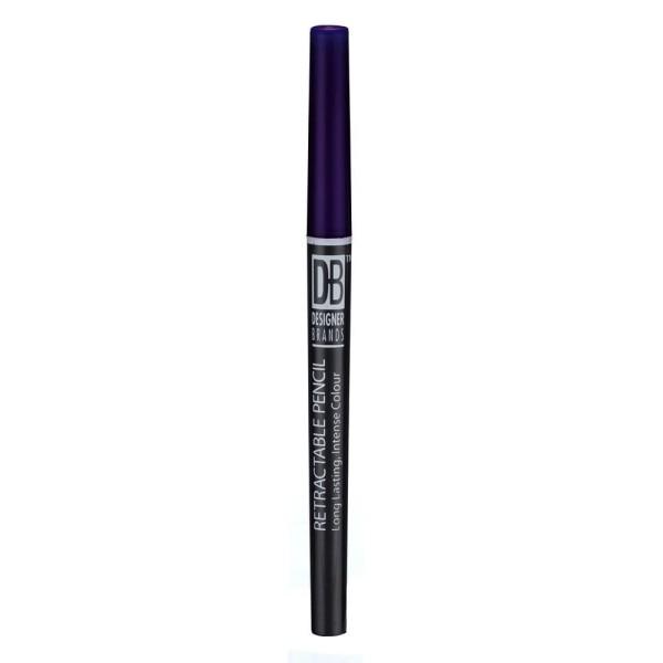 Designer Brands Retractable Pencil Blue