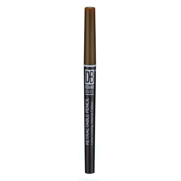 Designer Brands Retractable Pencil Brown