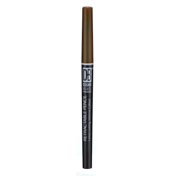 Designer Brands Retractable Pencil Brown