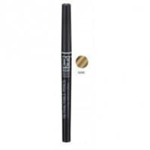 Designer Brands Retractable Pencil Gold