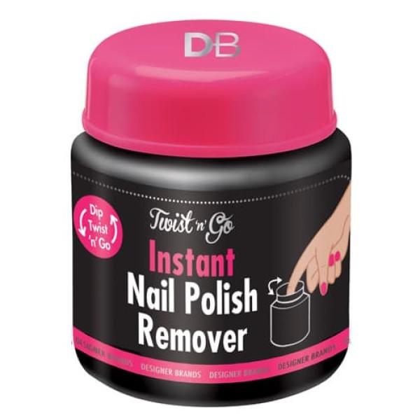Designer Brands Twist N Go Nail Polish Remover Regular 45ml