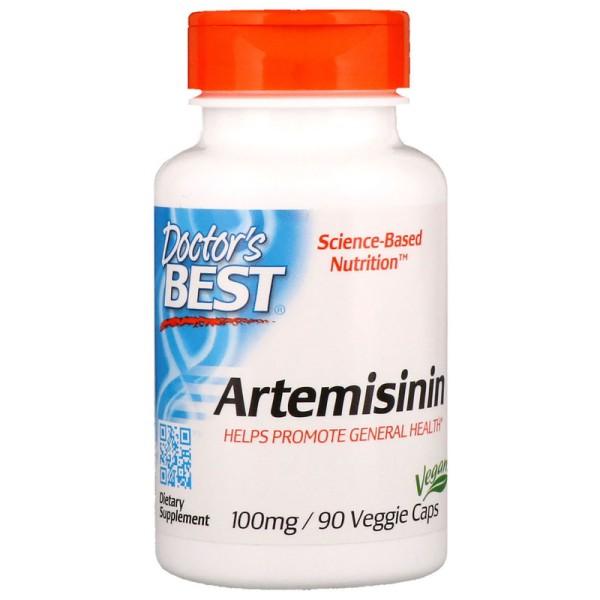 Doctor's Best Artemisinin 100mg 90 Capsules