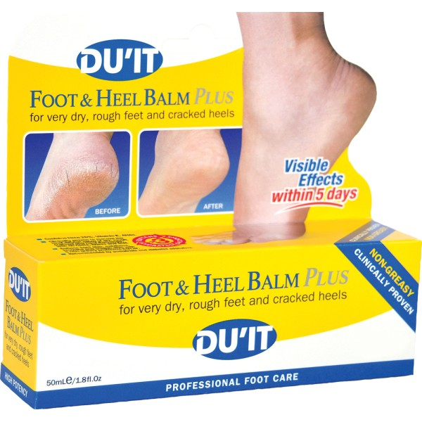 DU IT Foot & Heel Balm Plus 50g