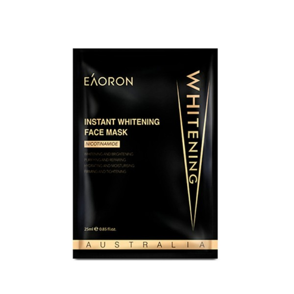Eaoron Instant Whitening Face Mask 5 Pieces