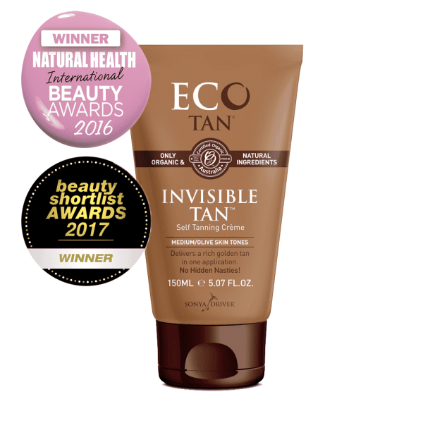 Eco Tan Invisible Tan 150ml