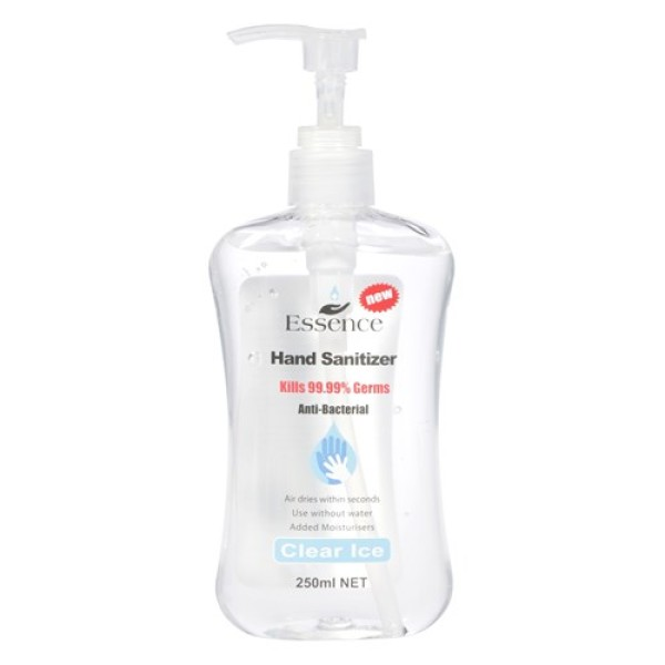Essence Hand Sanitiser Clear 250ml