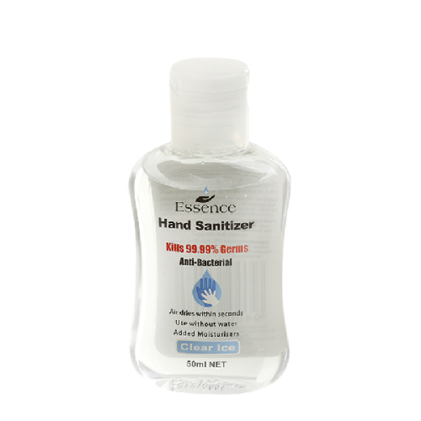 Essence Hand Sanitiser Clear 50ml