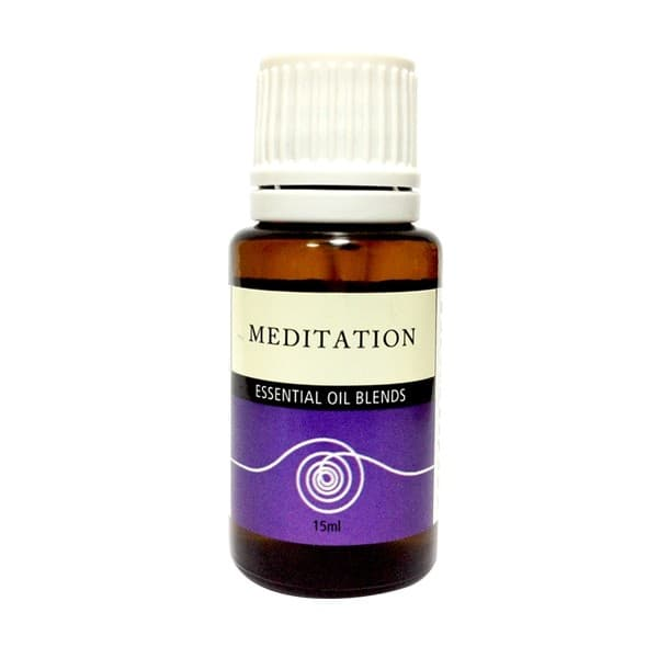 Essential Oil Blends Meditation Oil 15ml