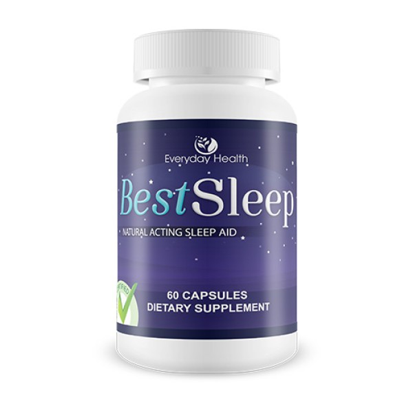 Everyday Health Best Sleep Natural Sleeping Aid 60 Capsules