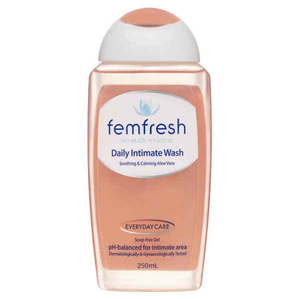 Femfresh Daily Intimate Wash 250ml