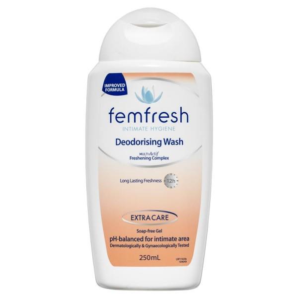 Femfresh Deodorising Wash 250ml