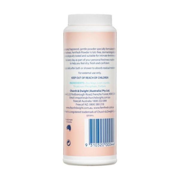 Femfresh Talc Free Powder 100g