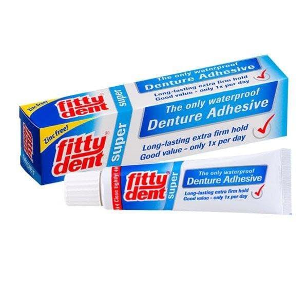 Fitty Dent Denture Super Adhesive 40g
