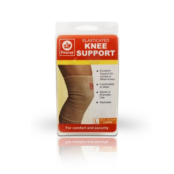Fitzroy Elasticated Knee Support Large