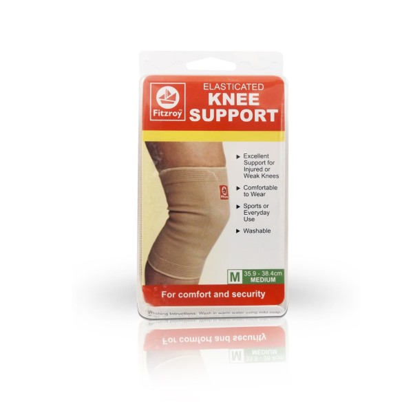 Fitzroy Elasticated Knee Support Medium