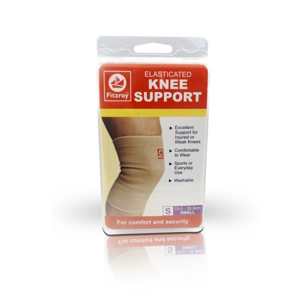 Fitzroy Elasticated Knee Support Small