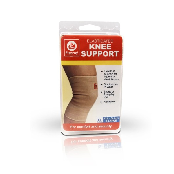 Fitzroy Elasticated Knee Support X-Large