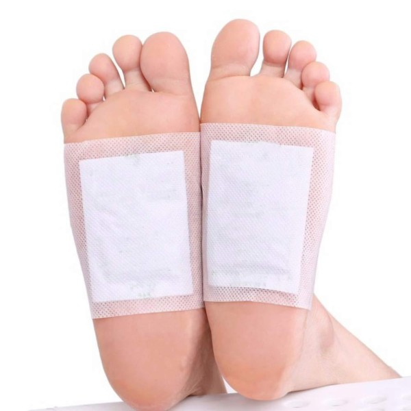 Foot Detox Patches 10 Pack 10 Pairs