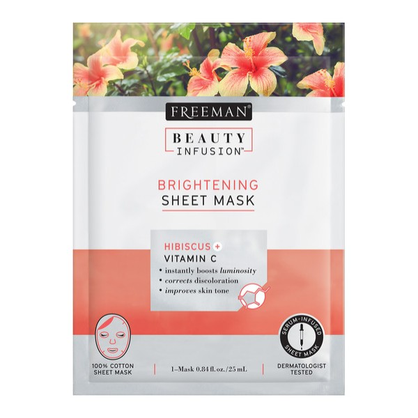 Freeman Beauty Infusion Vitamin C Sheet Mask