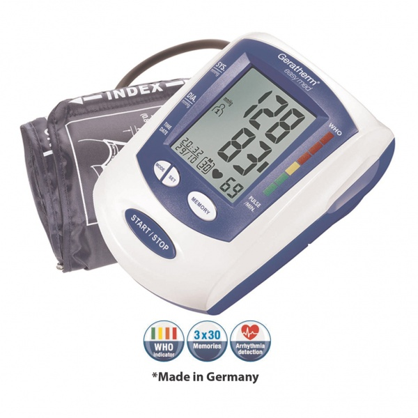 Geratherm Easy Med Blood Pressure Monitor