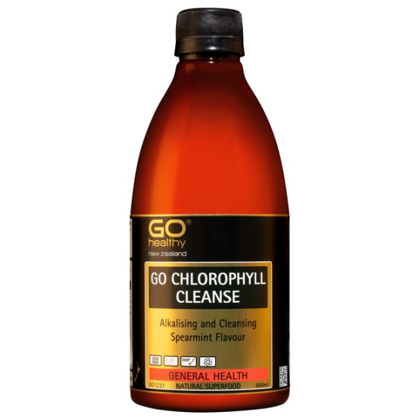 GO Healthy GO Chlorophyll Cleanse 500ml