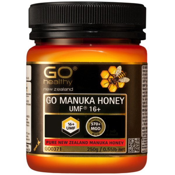 GO Healthy GO Manuka Honey UMF 16+ 250g