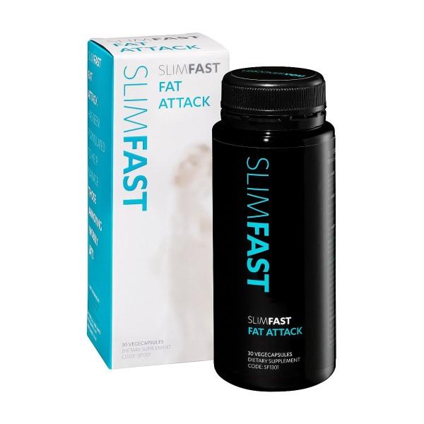GO Healthy GO Slimfast Fat Attack 30 Capsules