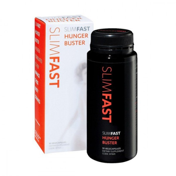 GO Healthy GO Slimfast Hunger Buster 30 Capsules