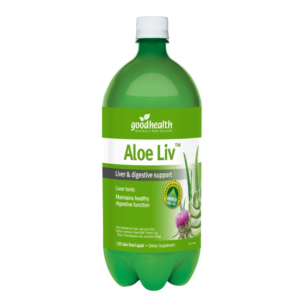 Good Health Aloe Liv 1.25L