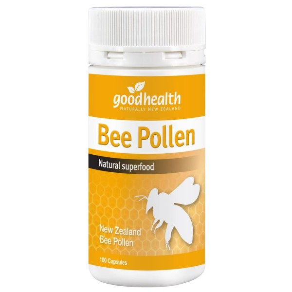 Good Health Bee Pollen 100 Capsules