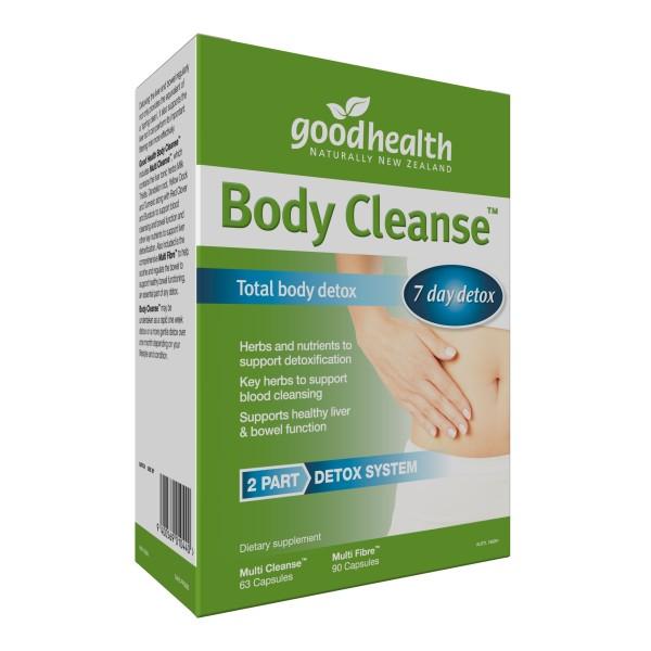 Good Health Body Cleanse Detox Kit