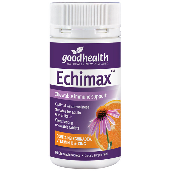 Good Health Echimax Chewable 60 Tablets