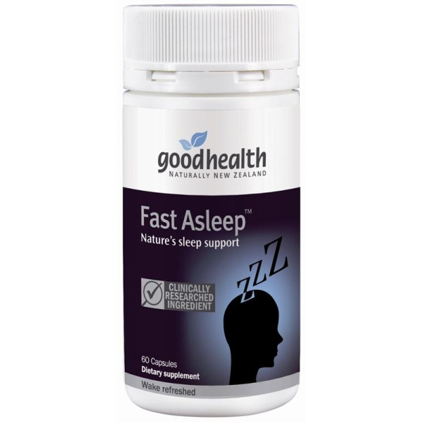 Good Health Fast Asleep 60 Capsules