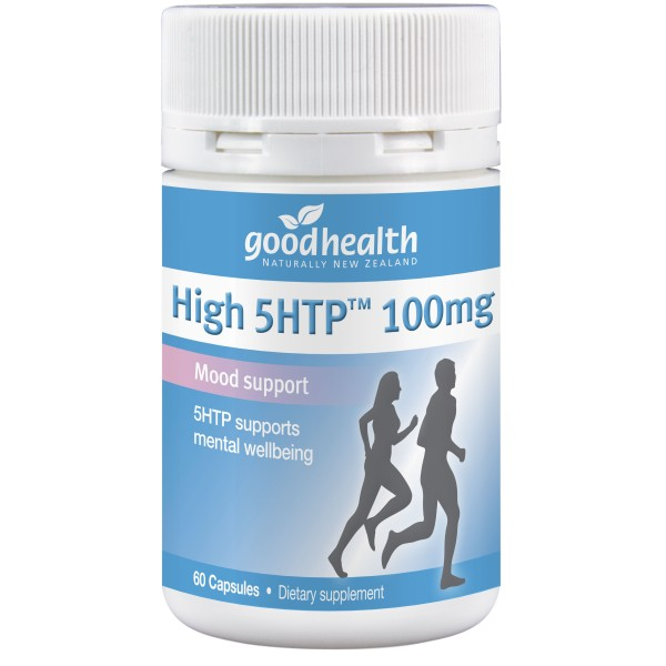 Good Health High 5 HTP 100mg 60 Capsules